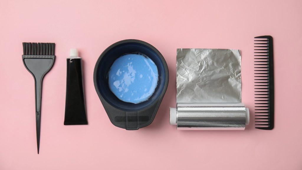 Productos que más dañan el cabello, tinturas con mas de 500 químicos