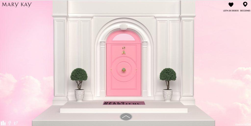 """Mary Kay® lanza """"Suite 13™"""" Puerta en el cielo, recordando que el cielo es el limite"""